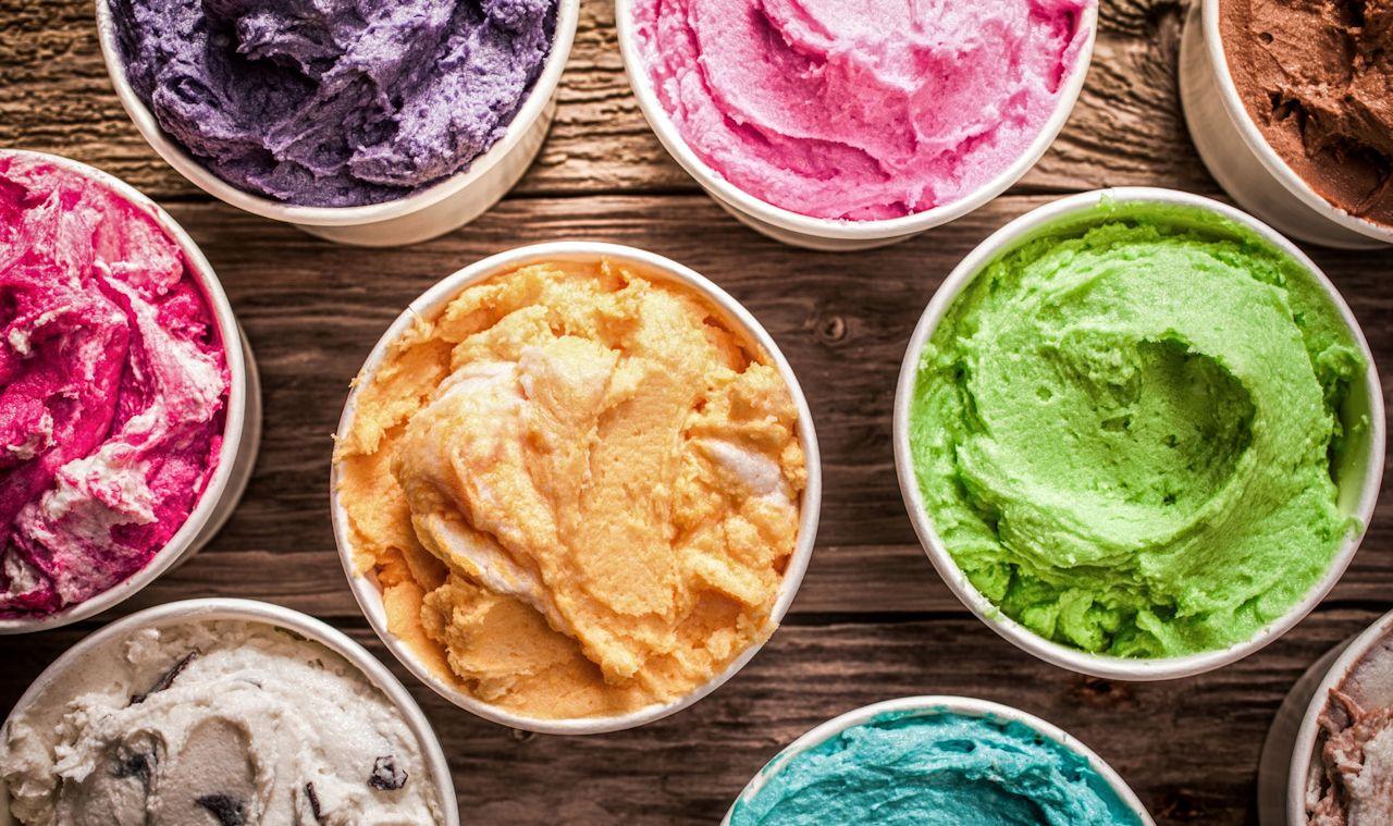 Ice Cream Palm Desert