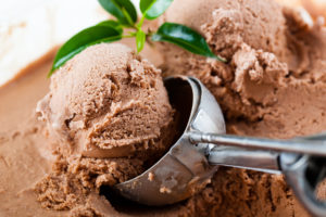Palm Springs Chocolate ice cream
